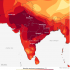 India heat wave map fixed